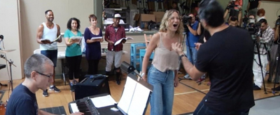 BWW TV: Here We Go Again! Go Inside Rehearsals for MAMMA MIA! at the Hollywood Bowl!