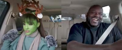 VIDEO: Ariana Grande & More in New Trailer for CARPOOL KARAOKE: THE SERIES