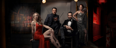 Photo Flash: Meet the Sultry Stars of CABARET at Serenbe Playhouse