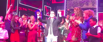 VIDEO: Brendon Urie Takes Final KINKY BOOTS Bow