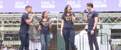 BWW TV: Sunday Brunch Time with THE IMBIBLE at Bryant Park!
