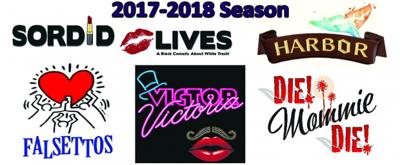 SORDID LIVES, FALSETTOS, VICTOR/VICTORIA and More Set for Pandora Productions' 2017-18 Season; Cast Announced!