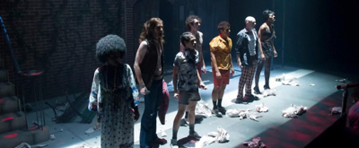 Photo Flash: First Look at Ike Holter's HIT THE WALL at WaterTower Theatre