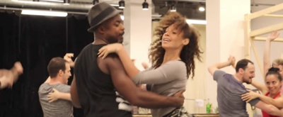 VIDEO: Director Josh Rhodes Goes Behind the Scenes of 'Havana' from GUYS AND DOLLS at The Old Globe
