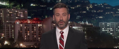 VIDEO: Jimmy Kimmel Fights Back Against Bill Cassidy, Lindsey Graham & Chris Christie
