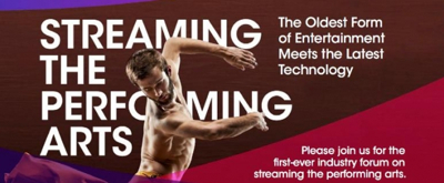 BWW Editor-in-Chief Robert Diamond to Moderate STREAMING THE PERFORMING ARTS Panel, Featuring Santino Fontana, Ted Chapin, Alex Timbers and More