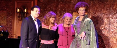 BWW TV: Maria Friedman, Andrea McArdle, Lee Roy Reams and Winifred Sanderson (?) Preview Their Fall Shows at Feinstein's/54 Below!