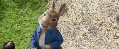 VIDEO: First Look - James Corden Lends Voice in New Animated Film PETER RABBIT