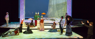 BWW Review:  Shimmering SUNDAY IN THE PARK WITH GEORGE at the Guthrie Theater