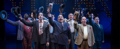 BWW Photo Exclusive: First Look at Nicholas Rodriguez, Emma Rose Brooks, Kelley Faulkner and Richard R. Henry in GUYS AND DOLLS at Milwaukee Rep