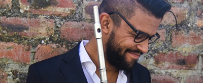 Triumphant Flautist Returns To The Competition Arena