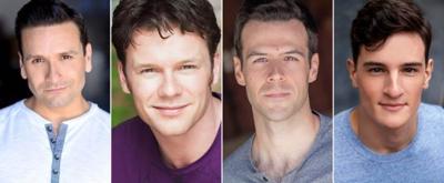 Aaron De Jesus, Nicolas Dromard, Mark Edwards and Cory Jeacoma to Star in JERSEY BOYS Off-Broadway