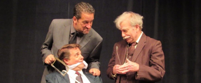 BWW Review: Mirthful Murder and Mayhem Take Center Stage in Granite's ARSENIC AND OLD LACE