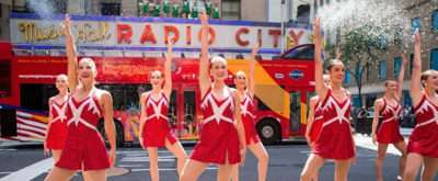 Photos: The Rockettes Bring Joy to 6th Avenue with 'Christmas in August'