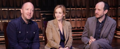 VIDEO: J.K. Rowling, Jack Thorne and John Tiffany Talk Bringing Harry Potter to Broadway