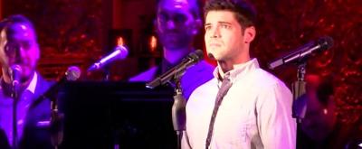 VIDEO: Jeremy Jordan Sings Michael Mott's 'Let Go of Me' from IN THE LIGHT