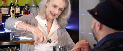 BWW TV Exclusive: ANASTASIA's Mary Beth Peil Pours a Glass on BROADWAY BARTENDER!