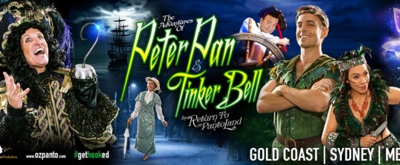 BWW REVIEW: Pantomime Returns To Sydney with THE ADVENTURES OF PETER PAN AND TINKER BELL in RETURN TO PANTOLAND
