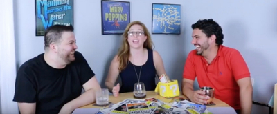 VIDEO: It's Game Night with Broadwaysted!