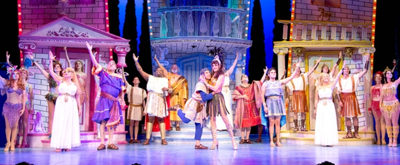 BWW Review: A FUNNY THING HAPPENED ON THE WAY TO THE FORUM