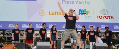BWW TV: There's No Way You Can Stop... SCHOOL OF ROCK at Bryant Park!
