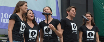 BWW TV: SPOON RIVER Brings Life to Broadway in Bryant Park!