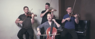 BWW TV Exclusive: Well-Strung Unveils Gorgeous Cover of 'Waving Through a Window' from DEAR EVAN HANSEN