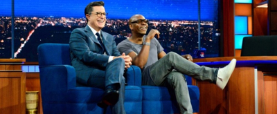 VIDEO: Dave Chappelle Updates His 'Give Trump A Chance' Statement on LATE SHOW