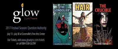 BWW Previews: GLOW LYRIC SUMMER FESTIVAL SEASON at Fine Arts Center