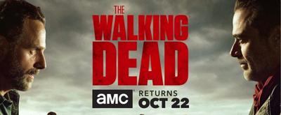 Photo Flash: AMC Shares Comic-Con Art & Reveals WALKING DEAD Return Date!