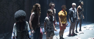 BWW Review: HIT THE WALL at WaterTower Theatre