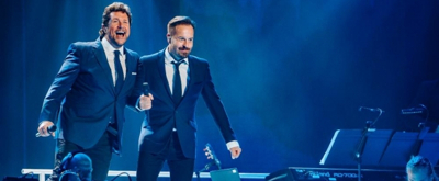 BWW REVIEW: West End's Best, Michael Ball and Alfie Boe, Capture Hearts With The Whirlwind Australian TOGETHER Tour