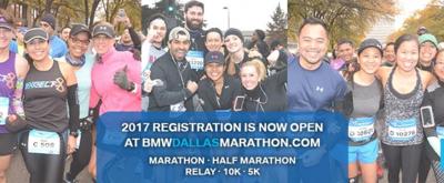 BMW Dallas Marathon Announces Partnership with Chipotle for 2017 Events