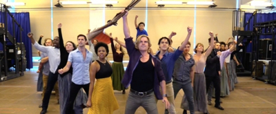 BWW TV: Hear the New People Sing in the Rehearsal Room for LES MISERABLES on Tour!