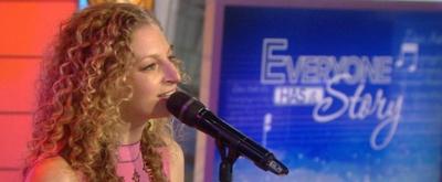 VIDEO: Broadway's Lauren Molina Performs Original Song on TODAY