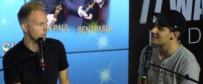 VIDEO: Benj Pasek & Justin Paul Chat A CHRISTMAS STORY Tour, Live TV Special