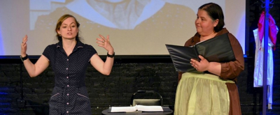 BWW Review: First Hand Theatrical Stages Thoroughly Captivating AND THEN WHAT? THE CHILDREN OF VELVEL AND SHEINA-GITEL AVERBUKH