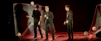 BWW TV: Take That and More Perform at the Opening of Tim Firth's New Musical THE BAND