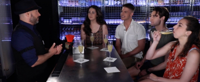 BWW TV: Tomorrow on Broadway Bartender... The Cast of THE IMBIBLE!