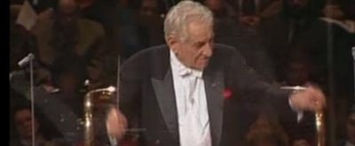 VIDEO: On This Day, August 25: Happy Birthday, Leonard Bernstein!