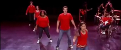 VIDEO: On This Day, September 9- GLEE Premieres on Fox with a Cast of Broadway Favorites!