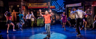 BWW Review: IN THE HEIGHTS at Olney Theatre Center - Come for the Fireworks!