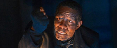Photo Flash: Intense First Look at John Douglas Thompson in HAMLET at American Conservatory Theater