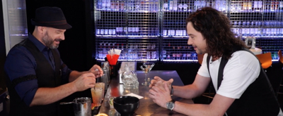 BWW TV Exclusive: Constantine Maroulis Knocks One Back on BROADWAY BARTENDER!