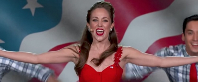 VIDEO: BANDSTAND's Laura Osnes Performs Patriotic Medley on A CAPITOL FOURTH