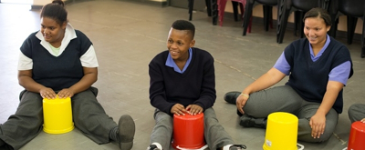 Cape Town Opera Making A Difference With Music in Opera is My First Language Programme's THE SINGING GARDEN