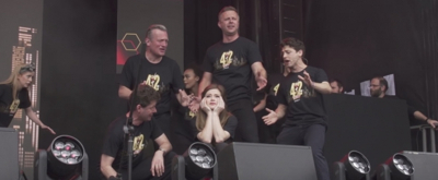 VIDEO: 42ND STREET Pounds the Pavement at West End Live