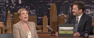 VIDEO: Julie Andrews Reveals Secrets Behind Filming of Iconic SOUND OF MUSIC Hilltop Scene