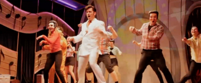 BWW TV: Curl That Lip and Howl! Highlights from ATTACK OF THE ELVIS IMPERSONATORS Off-Broadway