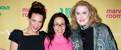 BWW TV: The Family is Back Together on Opening Night of MARVIN'S ROOM!